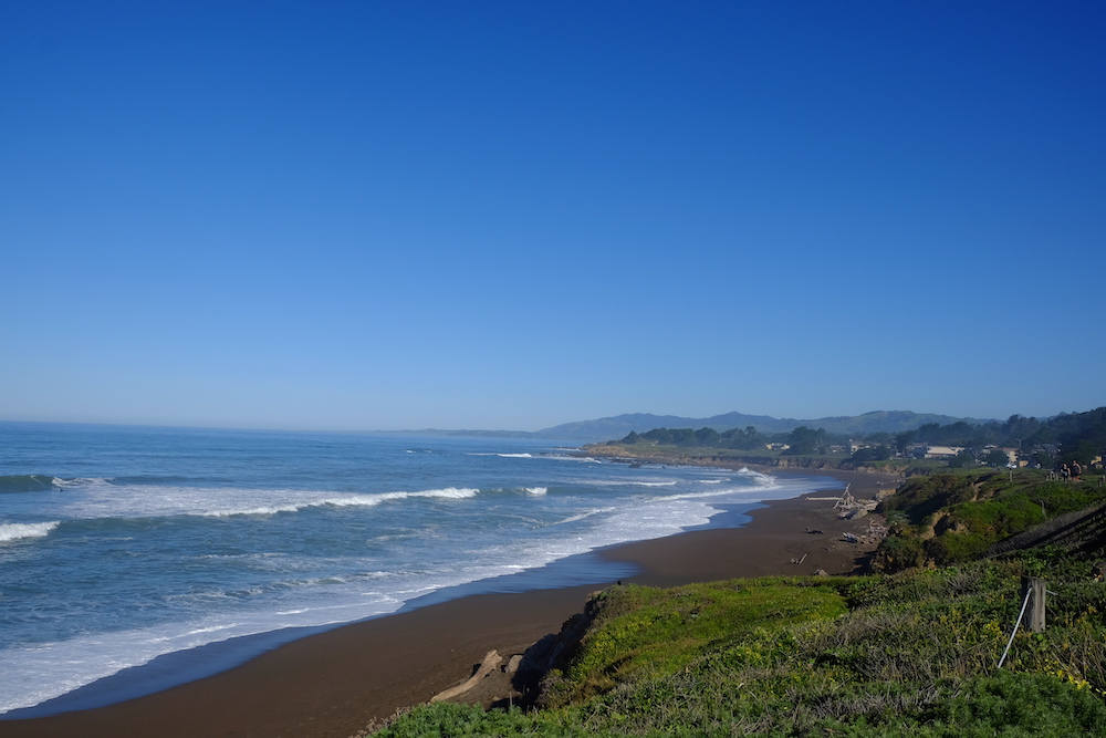 Moonstone Beach, Cambria, San Luis Obispo County