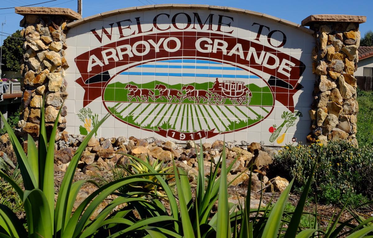 Arroyo Grande, San Luis Obispo County