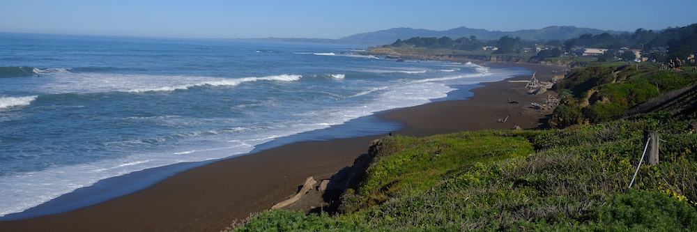 Moonstone Beach - Cambria, San Luis Obispo County
