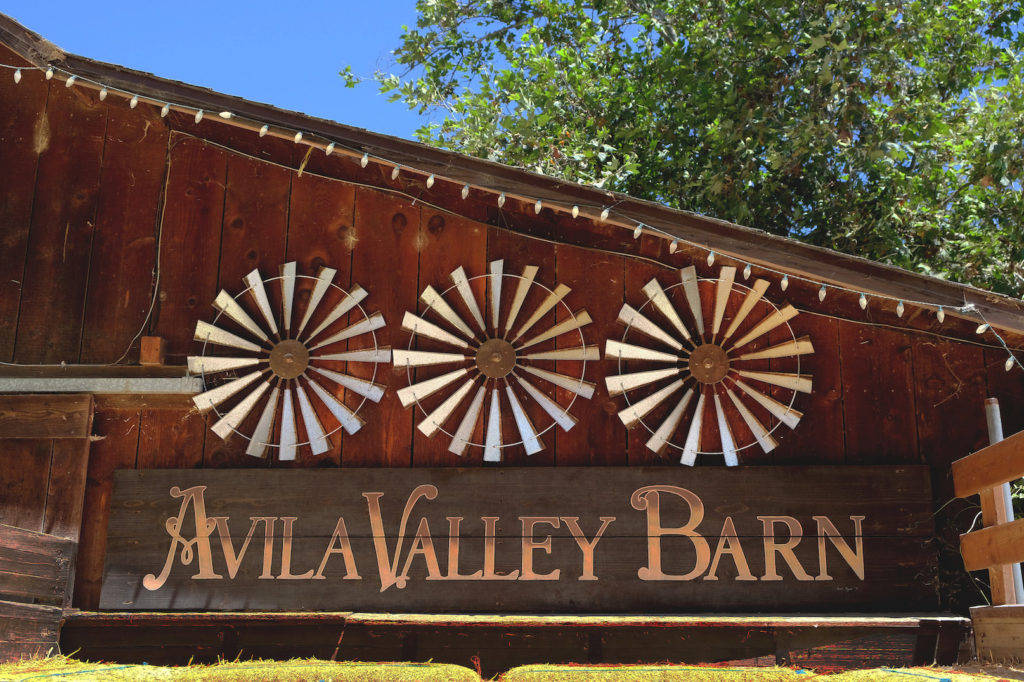 Avila Beach - Avila Valley Barn