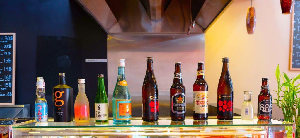Asian Bistro - Sake and Beer