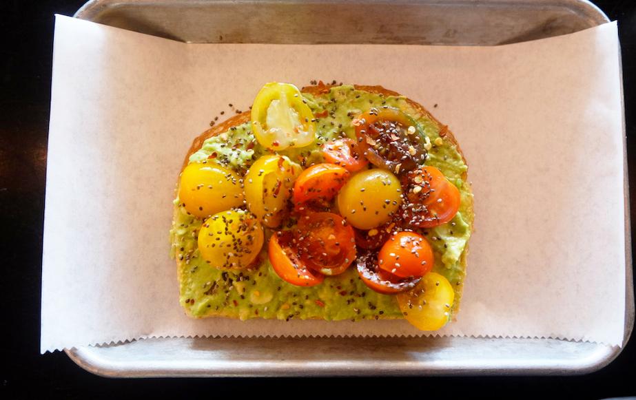 Avila Market - Avocado Toast
