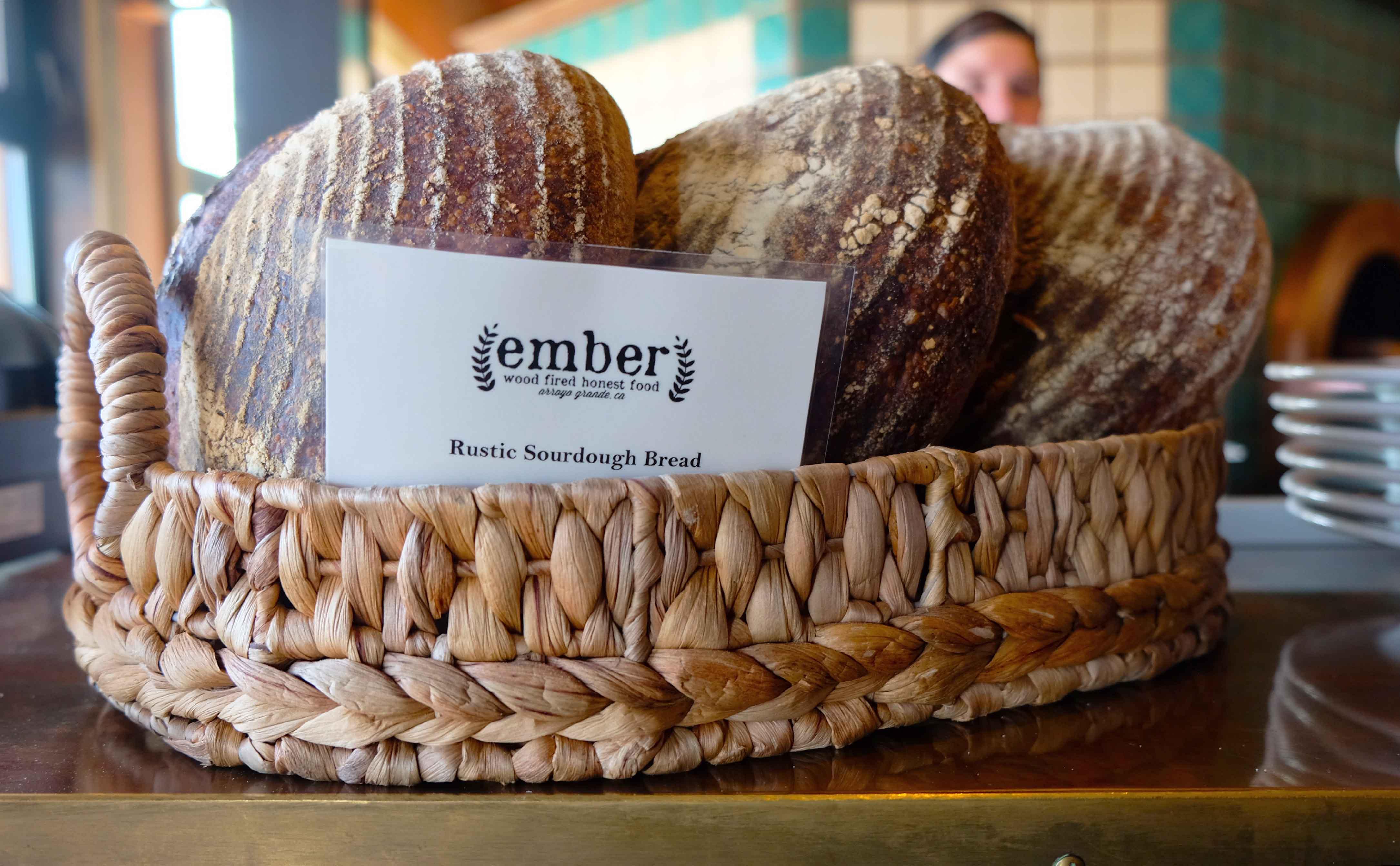 Ember Restaurant, San Luis Obispo County