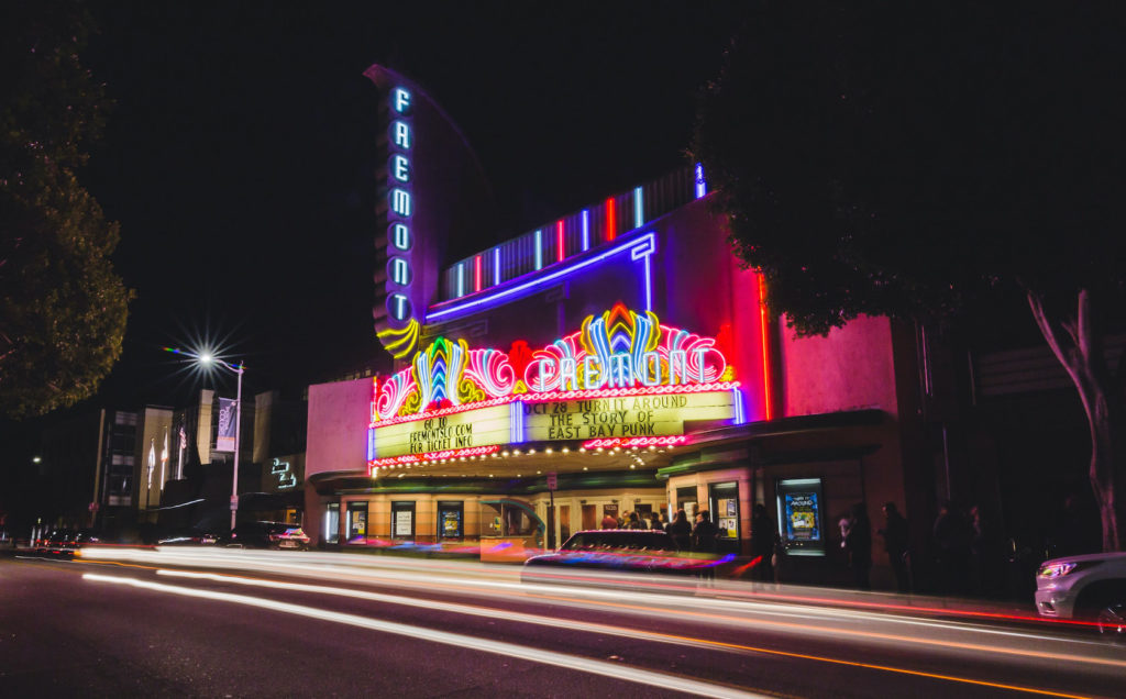 Fremont Theater - External