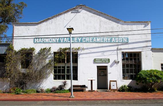 Harmony Valley Creamery - Old Creamery Building