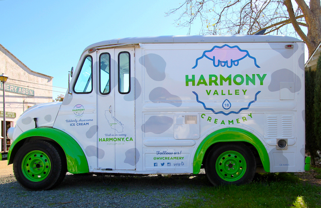 Harmony Valley Creamery - The Scoop Truck 2