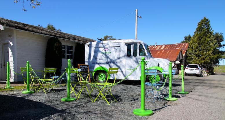 Harmony Valley Creamery - The Scoop Truck