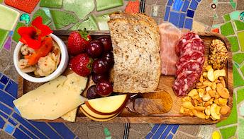 Robin's Restaurant - Cheese & Charcuterie Board