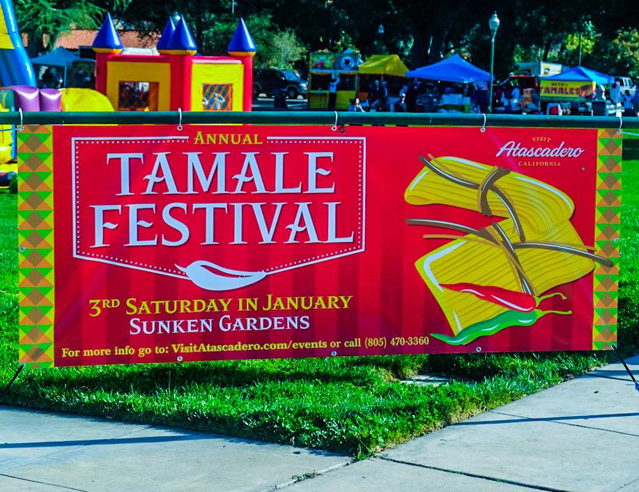 Atascadero Tamale Festival