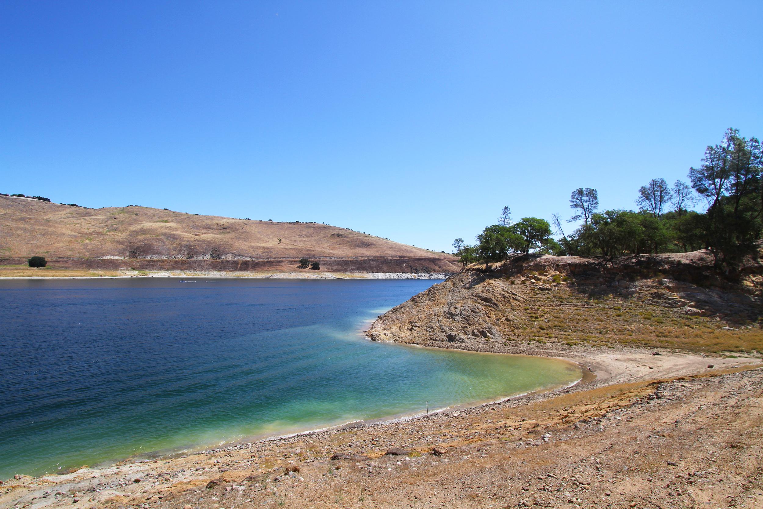 Lake Nacimiento, San Luis Obispo County