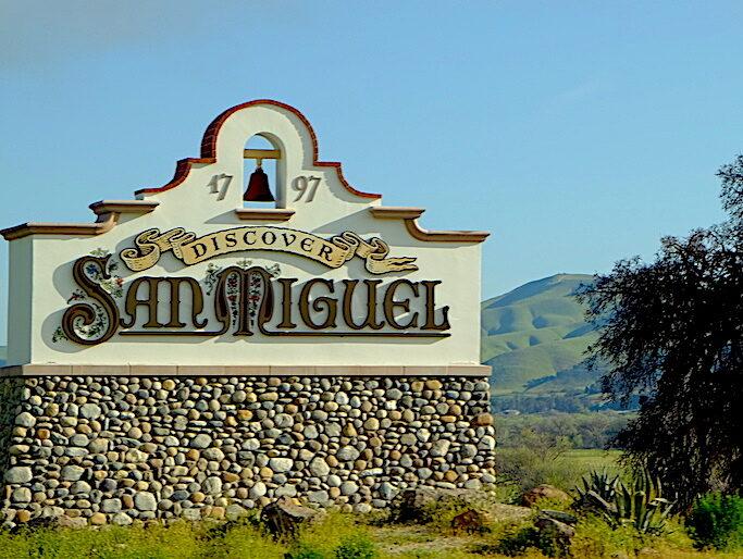 San Miguel, San Luis Obispo County