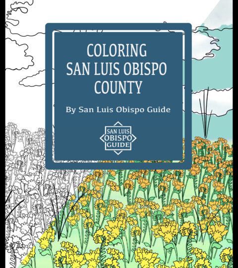 Coloring San Luis Obispo County