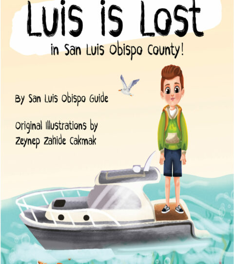 Luis Is Lost